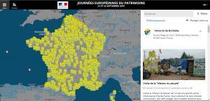 Journées Européennes du Patrimoine : les camps des Gilets Jaunes sont à visiter !