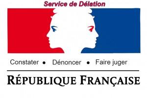 service délation